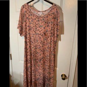 Lularoe Carly Dress Disney Collection
